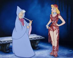 When Fairytale Characters Meet Fame And Horror… - DesignTAXI.com