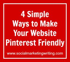 Pinterest Tips #pinterest #pinteresttips #socialmedia #socialmediatips