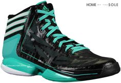Adidas adiZero Crazy Light 2 – Black/Green