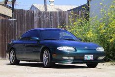 #5 1995 Mazda MX-6