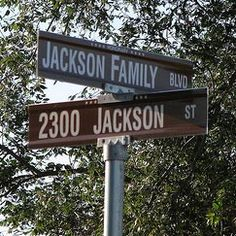Michael jackson childhood home on pinterest indiana for Jackson 5 mural gary indiana