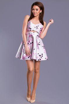 EMAMODA DRESS - PEARL 8705-2