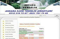 Ankara Temizlik Şirketleri 0312 319 73 67 Ankara Temizlik ankara temizlik şirketleri fiyatları http://www.ankaratemizliksirketi.com/tr http://www.ankaratemizliksirketi.com/tr/ankara-temizlik-sirketleri-fiyatlari