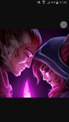 League of Legends: Xayah and Rakan