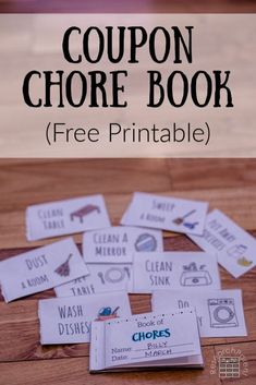 Free printable coupon chore book template to get kids motivated about doing their chores. Inspired by fun holiday coupon books that are given as gifts. Coupon Books For Boyfriend, Coupons For Boyfriend, Free Printable Coupons, Free Printables, Candy Quotes, Candy Sayings, Lap Book Templates, Birthday Coupons, Christmas Gifts For Friends