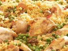 Chicken with Rice (Arroz con Pollo) recipe from Daisy Martinez via Food Network