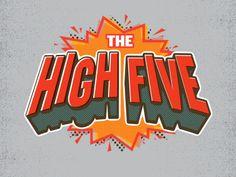 The high five 2 ram