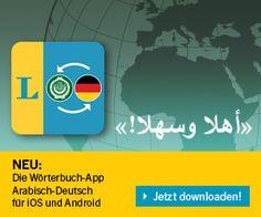 Arabisch-Übersetzung - Langenscheidt Deutsch-Arabisch Wörterbuch