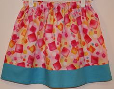 Pretty in Pink   Size 2 to 7 by bubblenbee on Etsy