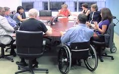 Photo courtesy of the National Organization on Disability