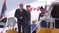 Have you ever put your hand up for a high-five, only to be denied? That happened to Canadian Prime Minister Justin Trudeau when he welcomed the British Royal Family to Canada. He tries to get a high-five from Prince George but the three-year-old does not oblige. Watch to see the Prime Minister get rejected.