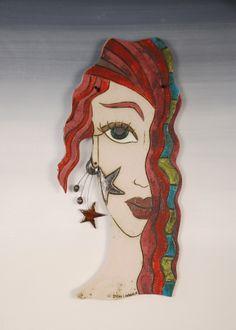 #Faces #contemporary #art #modern #handmade #unique #gallery #Rhodes #Greece
