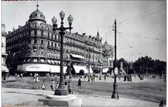 Montpellier - Place de la Comédie - Non daté