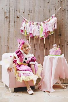 Hostess with the Mostess® - Princess Lalaloopsy Party