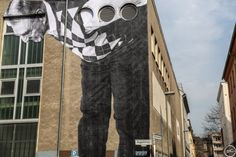 The Wrinkles of The City takes over Berlin | JR - Artist