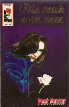 Peet Venter. One of my very first crime novels as a teen.