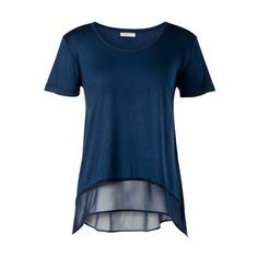 Willow Top Navy, $12.50, now featured on Fab.