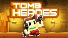 Tomb Heroes - Tombe, mummie, ragni e fantasmi! - Action Android - (Salvo...