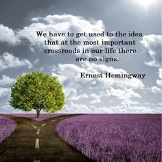 to see and be seen is the truest nature of love Road Quotes, Path Quotes, Life Quotes, Famous Quotes, Best Quotes, Ernst Hemingway, Beautiful Words, Beautiful Places, Frases