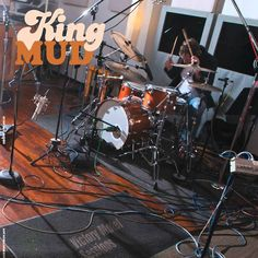 King Mud Victory Motel Sessions - vinyl LP