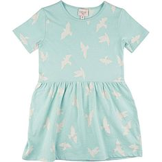 LIVLY Luna dress 0-24 months (Mint / beige