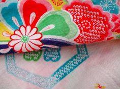 Vintage Children's Japanese Yukata /summer Kimono