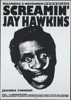 screamin jay hawkins | Screamin' Jay Hawkins. - Het Geheugen van Nederland - Online beeldbank ...
