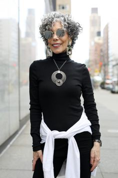 The post Alida Rubin appeared first on Advanced Style.