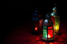 A beautiful beacon of Ramadan