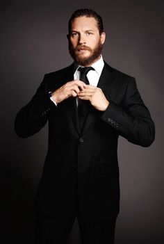 suit & tie. via Core Movement