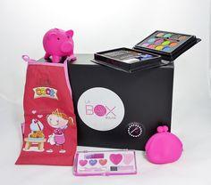 La box des Chipies est le coffret cadeau idéal pour les demoiselles de 4 à 10 ans.  Retrouvez la sur : www.la-box-boutik.com