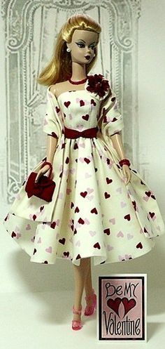 Valentine Barbie