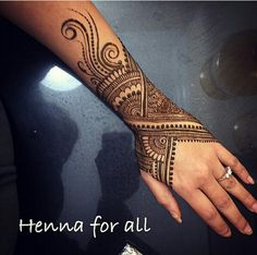 Henna #mehendi