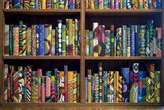 Yinka Shonibare, MBE (RA): Royal Library