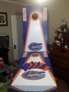 Florida Gators Cornhole