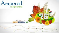 Team Ampered Energy Works wishes a very Happy Republic Day to all fellow Indians. On the occasion of Republic Day the day when India officially adopted lets vow to protect and improve the environmentof the country. It is the duty of every citizen of India to protect and improve the natural environment.  When it comes to saving the environment and curtailing pollution how can we not talk about the role of electricity?  India is worlds third largest producer of Carbon Dioxide  one of the…