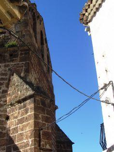 Villel de Mesa - Iglesia y antiguo horno