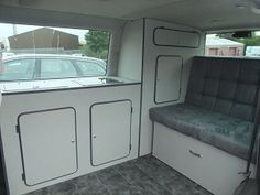 High Quality Convert Your Van Ltd   VW Caravelle Camper Conversion And Furniture Kits