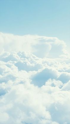 Clouds / Find more Nature themed wallpapers for your #iPhone + #Android @prettywallpaper