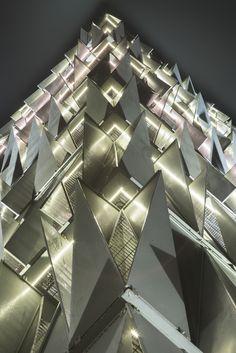 Galeria - Torre Olmo / LEAP Laboratorio en Arquitectura Progresiva - 2