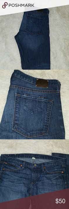Banana Republic jeans Like new condition, no rips stains or damage Banana Republic Jeans Straight Leg