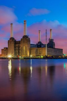 Battersea Power Station - London, UK