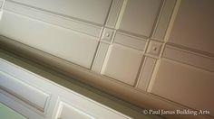 C e i l i n g s - Paul Janus Building Arts — inspired woodwork