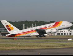 Potencial Iberia A380