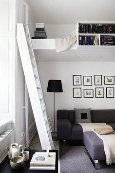 """10畳の部屋のレイアウト実例46選。""""もう少し広く""""はこう実現する   iemo[イエモ]"""