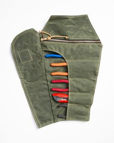 Red Clouds Collective Coffin Tool Roll