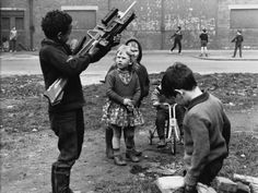 Shirley Baker {Your photography should tell a story.  What story does this tell?}