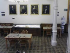 Willard Library Ghost Cams