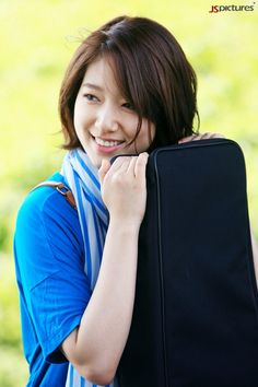 Park Shin Hye from You're Beautiful, Flower Boy Next Door, and Heartstrings