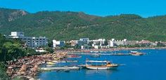 Photos of Turquoise Coast (Dalaman) Turkey Area, Marmaris, Taxi, My Dream, Places To Go, Coast, Hotels, Architecture, Water